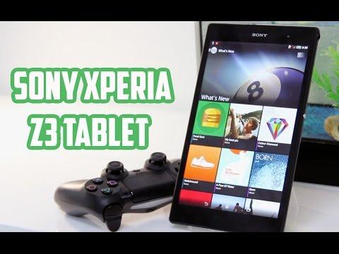 Sony Xperia Z3 Tablet Compact, primeras impresiones