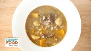 Beef And Barley Stew - Everyday Food With Sarah Carey