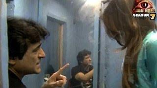 Armaan Kohli INSULTS Tanisha Bigg Boss 7 1st Nov 2013 Full Episode
