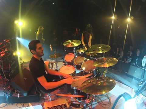 JB Pol -  KERION Drum Cam live - Legacy