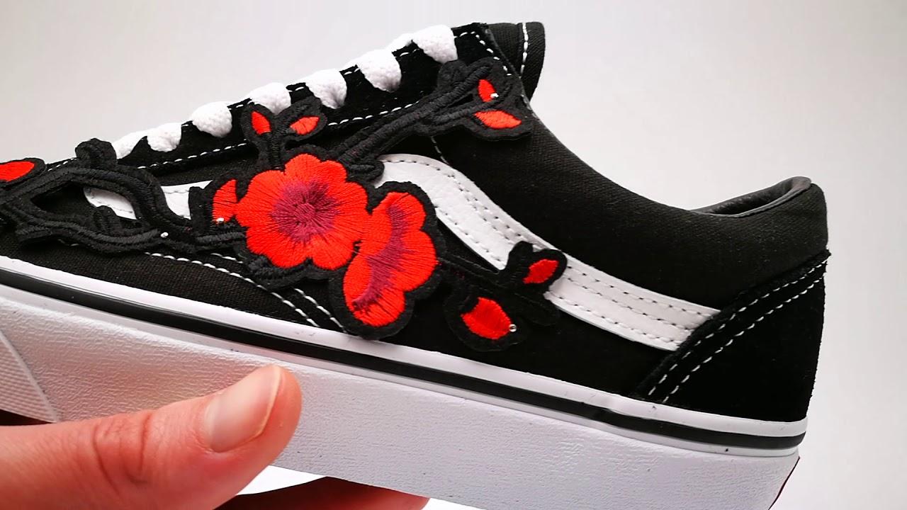 Vans Old Skool Japan's Spring Flower