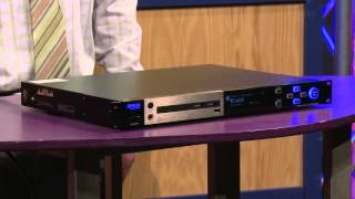 Denon DN700h Commercial Network Audio Player, Rack-mount Overview | Full Compass