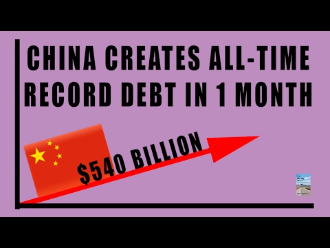 Currency War! China's U.S. Debt Holdings DROP by MOST ON RECORD!