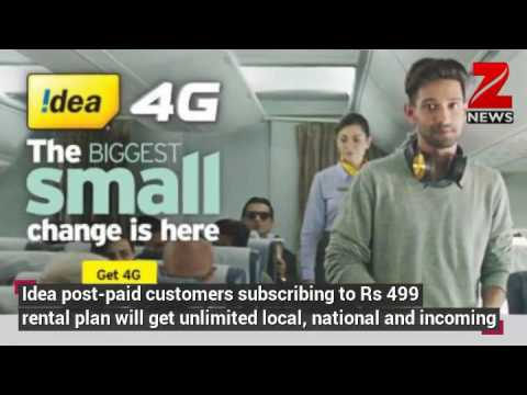Now, Idea Cellular offers extra 3GB of 4G data a month for a year