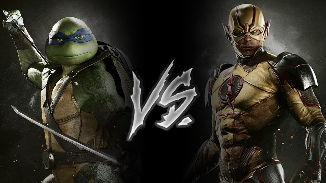 Download Injustice 2 - Leonardo Vs. Reverse Flash (VERY HARD)