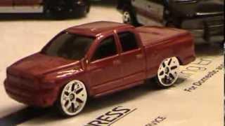 REVIEW Maisto 2002 Dodge Ram Quad Cab Red