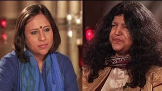 Singer Abida Parveen talks about the power of Sufi music