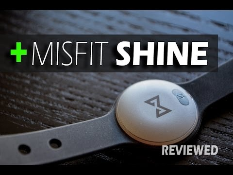 Misfit Shine Activity BandREVIEW