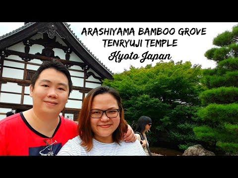 Best things in arashiyama |Thing to do in Arashiyama Japan| Arashiyama Bamboo Grove| Tenryuji Temple