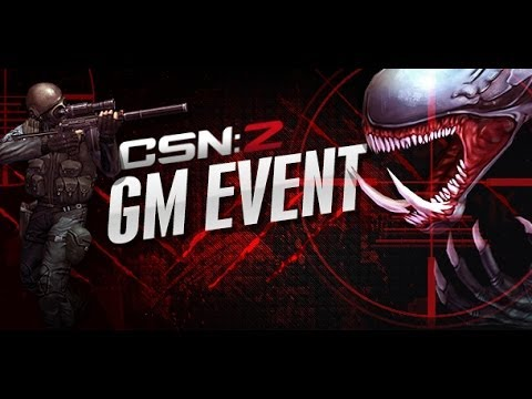 GM Event Russia 19.02.2016 - Counter-Strike Nexon: Zombies