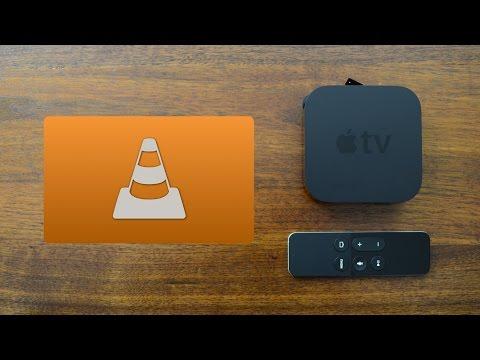 VLC Media Streaming App For Apple TV  - [Review] + Walkthrough