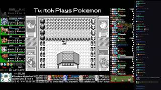 Twitch Plays Pokémon Anniversary Burning Red - Hour 78 to 79