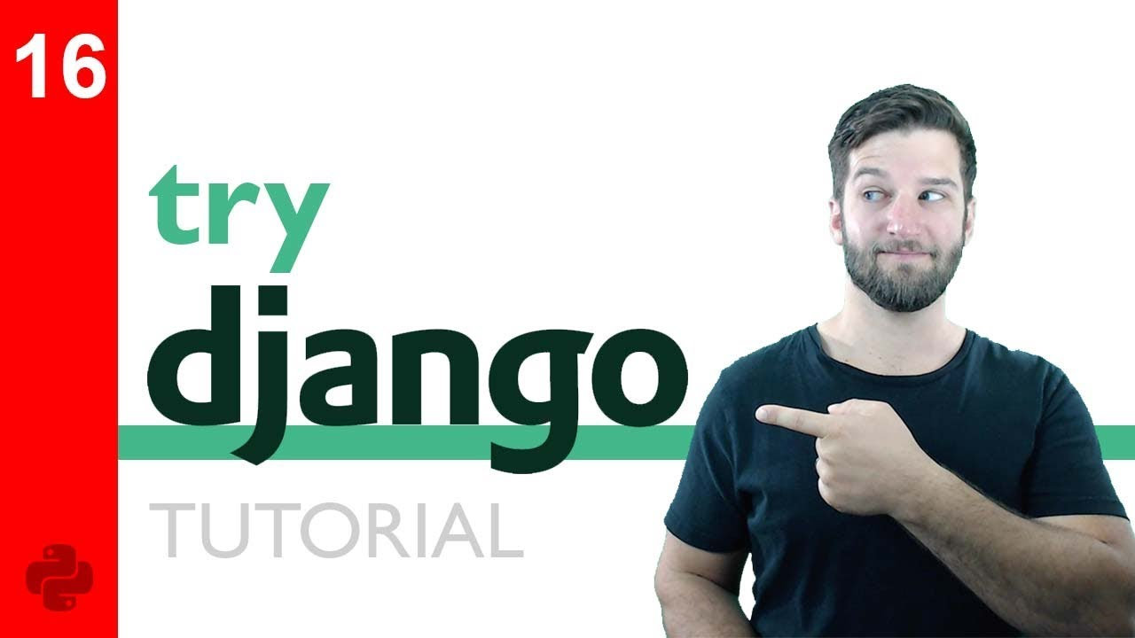 Try DJANGO Tutorial - 16 - Include Template Tag - YouTube
