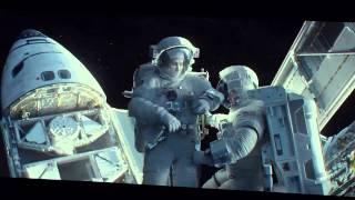 Гравитация  Русский трейлер 2013  HD HD