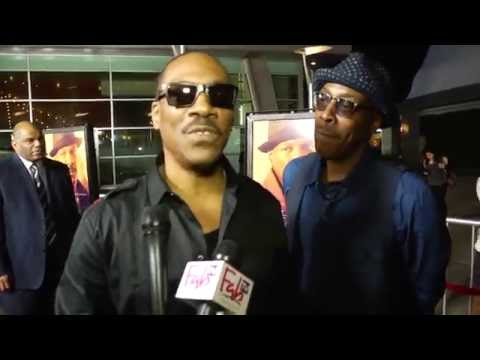 """Eddie Murphy talks about Mr. Church and """"Coming To Africa"""" The Coming To America Sequel"""