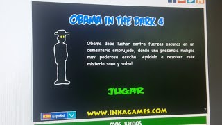 Obama In The Dark Parte 1