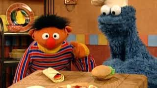 Sesame Street   Ernie And Cookie Monster Sorting Song
