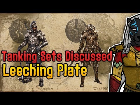 Tanking Sets Discussed: Leeching Plate