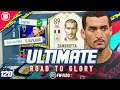 WE SOLD TOTY RONALDO!!!! ULTIMATE RTG #120 - FIFA 20 Ultimate Team Road to Glory