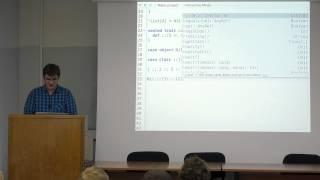 [ИТ-лекторий]: Введение в язык программирования Scala