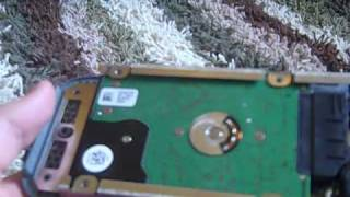 How to Take Apart Your Xbox 360 Hard Drive and Connect it to Your Computer (without transfer cable)