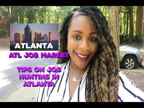 Atlanta Jobs For Professionals & College Grads | Getting A Job In ATL