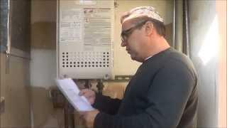 Tankless Water Heater Thermal Fuse Repair (Error 14) Noritz N-0751M