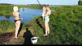 Приколы на рыбалке. Это надо видеть!!Рыбалка 2018.