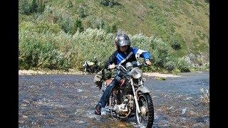 На мотоциклах по Гірській Коливані. Частина 1(Перший день)