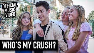Who's My Crush Official Music Video | Ethan Fineshriber