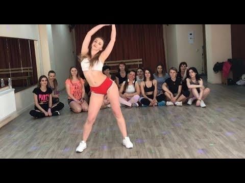 Brandon Beal - Twerk It Like Miley / Twerk By Lesya Solomina/ тверк Луцьк