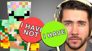 Never Have I Ever With Brothers (HE GOT MAD!) | Minecraft