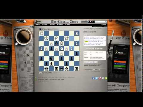 How to Change Your Theme on Chess.com Plus Random Live Blitz Game and Analysis