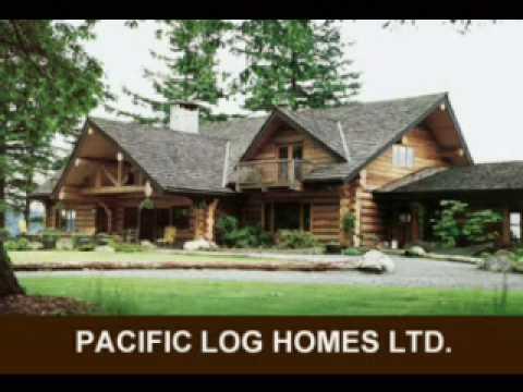 Pacific log homes ltd designing your custom log home for Pacific image home designs ltd