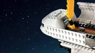 LEGO® CITY Space - Shuttle Film