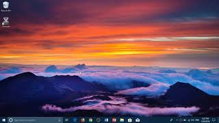 Windows 10 Tips and tricks How reduce Cortana search on task bar to icon to save space