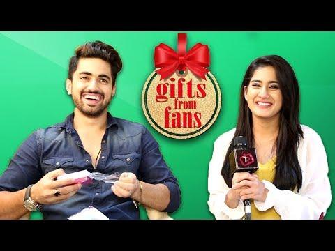 Aditi Rathore & Zain Imam Receive Gifts For Naamkarann Completing 400 Episodes | Telly Reporter thumbnail