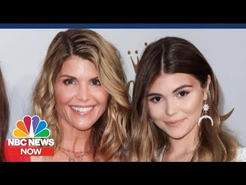 Timeline: Lori Loughlin's College Admissions Scandal | NBC News Now thumbnail