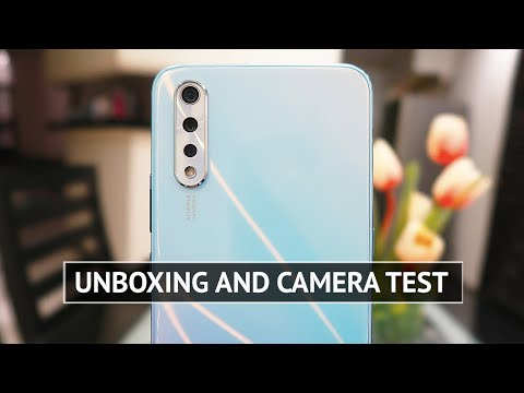 VIVO S1 UNBOXING REVIEW CAMERA GAMING TEST