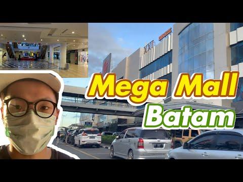 Kondisi Menjelang LEBARAN (Banyak SALE!!!) di Mega Mall Batam