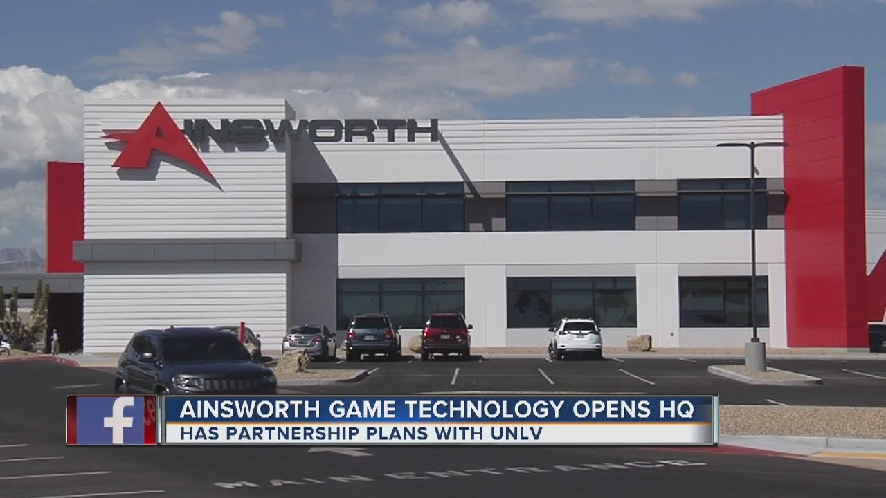 Ainsworth Technology