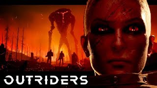 OUTRIDERS - First Look