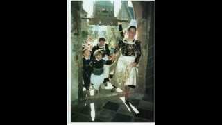 BRETAGNE  FINISTERE LOCRONAN GRANDE   TROMENIE 1989 QUIMPER DOUARNENEZ