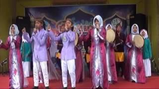 MTs AL HADI MRANGGEN, FESTIVAL REBANA HUT MAN DEMAK KE-21 2017 Video