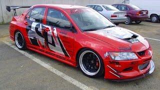 Need for Speed™ el mitsubishi de a todo gas Tokio race