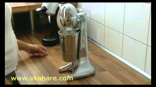 Миксер Bartscher для молочных коктейлей. Самый недорогой.(Самый недорогой миксер для молочных коктейлей Bartscher. Очень прост и надежен в эксплуатации., 2012-05-18T19:32:12.000Z)
