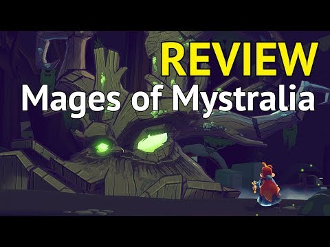 Mages of Mystralia Review