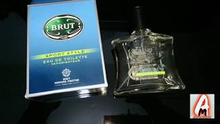 Brut Sports Style Mens Fragrance Review