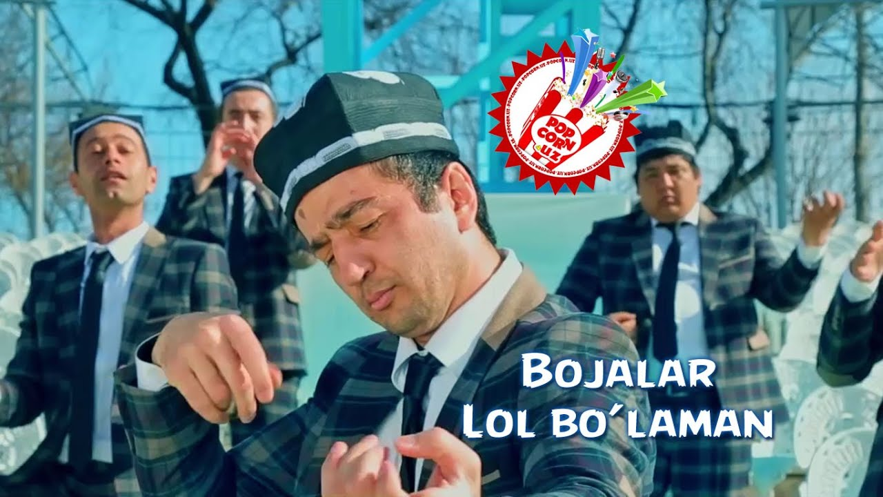 Bojalar - Lol bo'laman (Official music video)
