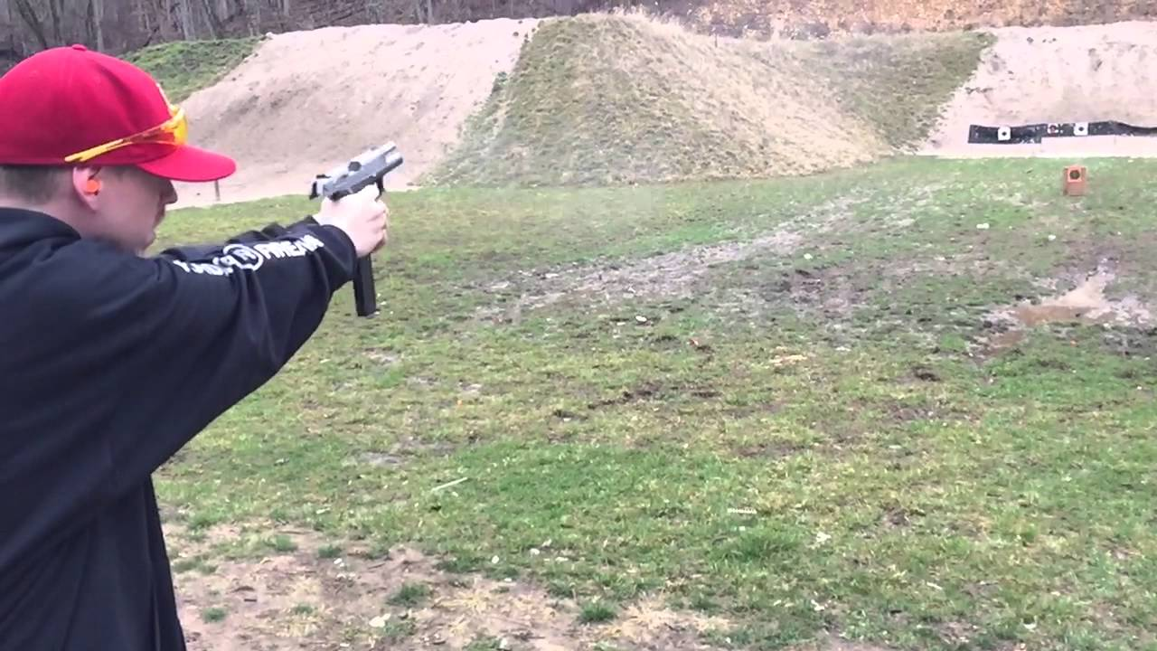Ruger P94 Extended Mag
